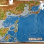 沖縄中心地図